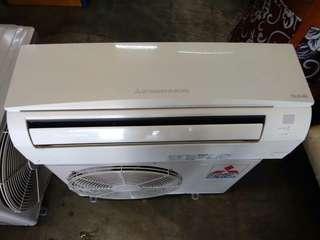 1hp Mitsubishi air cond