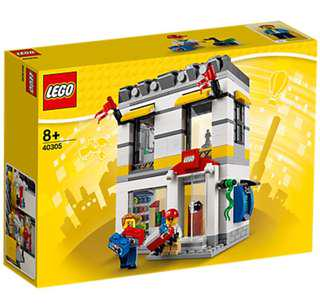 Lego Brand Store 40305
