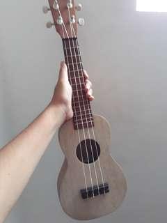 Soprano Ukelele by Susings Guitars