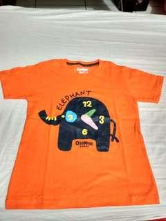 Kaus Oblong Anak