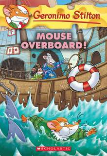 (BN) Geronimo Stilton #62 Mouse Overboard!