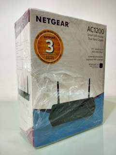 Netgear AC1200 Smart Wifi Router - Brand New in Box