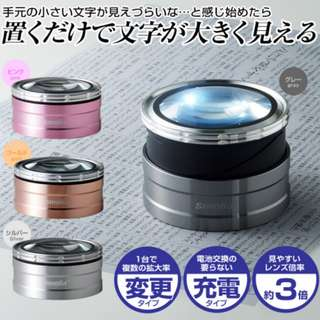 Japan High Quality LED Magnifier Lens