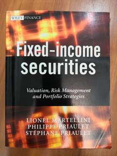 Fixed Income Securities Valuation