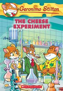 (BN) Geronimo Stilton #63 The Cheese Experiment