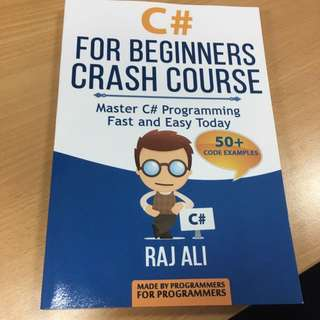 C# For Beginners Crash Course