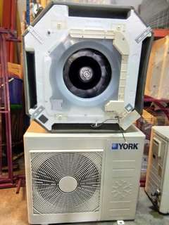 3hp ceiling cassttle air cond