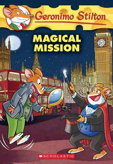 (BN) Geronimo Stilton #64 Magical Mission