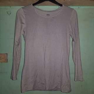 Plus size Uniqlo Heattech shirt