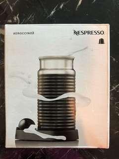 Nespresso 打奶器