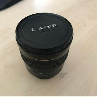 Canon 20mm F2.8 Wide Angle Lens