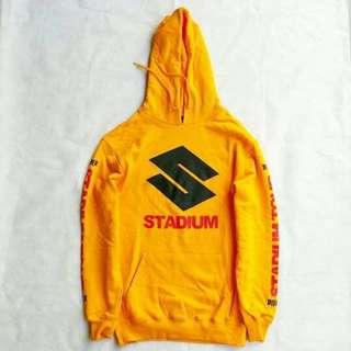 hoodie stadium tour
