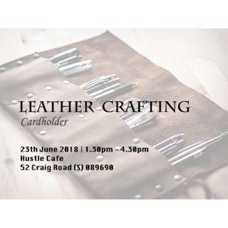 Leather Crafting Workshops
