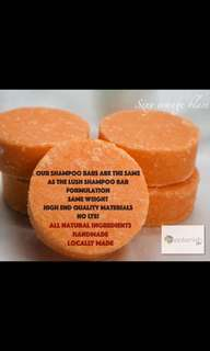Shampoo Bar - Sexy Orange Blast