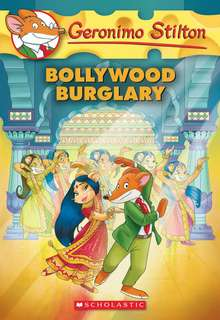 (BN) Geronimo Stilton #65 Bollywood Burglary