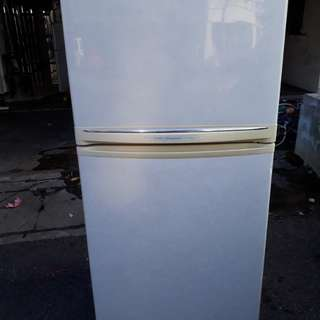 Peti ais Mitsubishi 2pintu Very Good Condition With One Month Warranty working Condition 100%  prefer self pic up trasport can manage will be charged  BuyerCan call/Sms Or Whatsup.0142259035//01137661137  Taman panada cahaya jalan 2/3