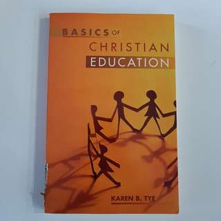 Christian Book - Basics of Christian Education
