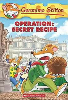 (BN) Geronimo Stilton #66 Operation Secret Recipe