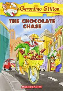 (BN) Geronimo Stilton #67 The Chocolate Chase
