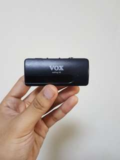 Vox Amplug IO