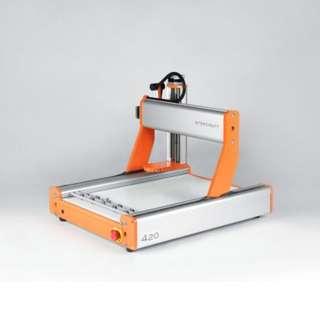 Desktop CNC-/3D-System (STEPCRAFT 2 - 420)