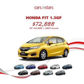 Honda Fit 1.3GF