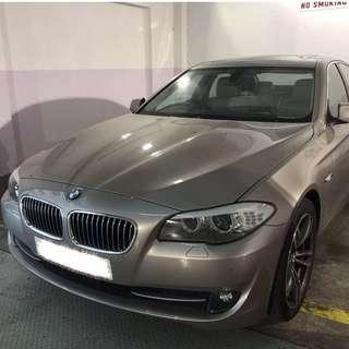 2012 BMW 535IA