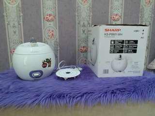 Sharp rice cooker