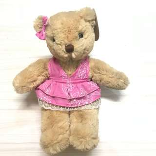 Teddy beary doll