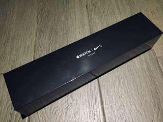 Apple watch Nike + series 3 38mm