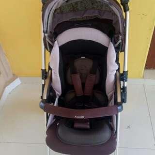 Stroller baby jenama combi