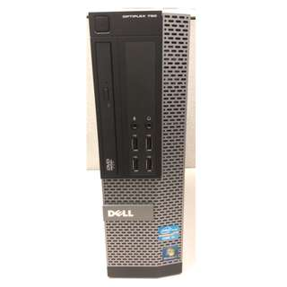 九成新 DELL Optiplex 790 SFF(共有8部)