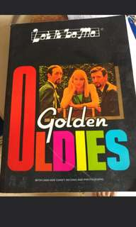 Let it be me Golden oldies best selling song book