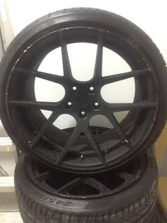 BC Forged 20inch