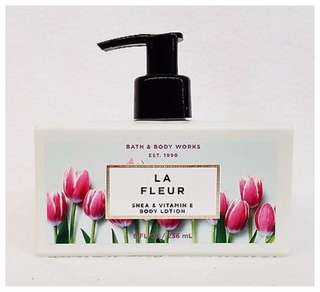 Bath & Body Works AMOUR LA FLEUR Floral Body Lotio