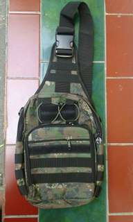 Tas slingbag, tas slempang, tas army
