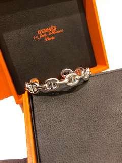 Hermes 925純銀🐽手環