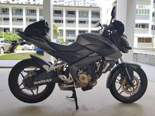 Bajaj Pulsar Grounding Kit