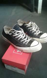 Converse 70s low bw size 42