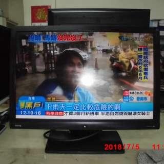 BENQ G2000WA 20吋 LCD 液晶螢幕 1680x1050 D-SUB 電腦螢幕VGA (可當監視器螢幕)