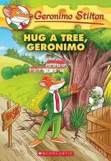 (BN) Geronimo Stilton #69 Hug a Tree, Geronimo PO