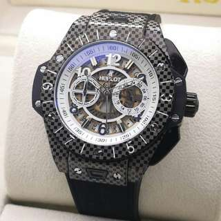 HUBLOT CHRONOGRAPH EXCLUSIVE LIMITED EDITION