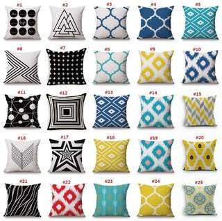 Variety Design Cushion Cover