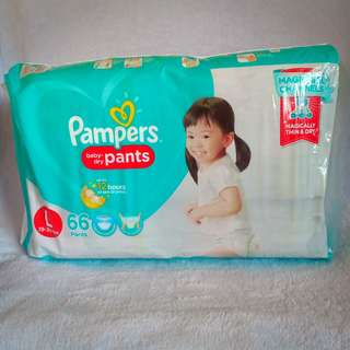 Pampers DRY PANTS