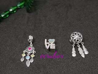 New Arrival Charms and Earrings