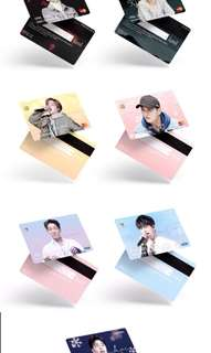 iKON card