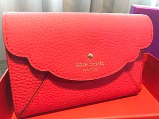 Kate Spade original calf skin wallet
