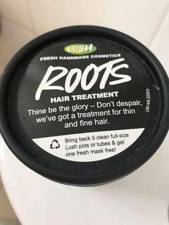Lush Roots treatment