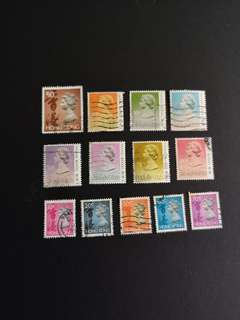 B4 Hong Kong Stamps