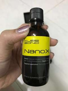 KubeBond Nano-X Car Body Coating